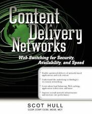 Networking Ser.: Content Delivery Networks : Web Switching for Security,...