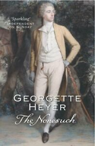 The-Nonesuch-by-Heyer-Georgette-Paperback-Book-The-Fast-Free-Shipping