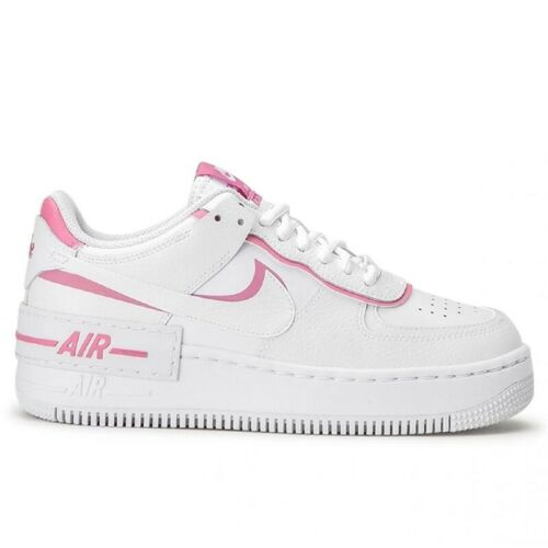 nike air force 1 Pink Outline💗