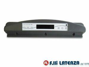 Edilkamin-764880-Ecran-Tableau-de-Bord-Panneau-Commandes-Touch-Gris-Bijoux-Cameo