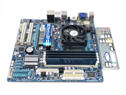 Athlon II x2 270 3.40GHz 6GB DDR3 Gigabyte GA-880GM-UD2H Heatsink HDMI Bundle