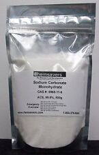 Sodium Carbonate Monohydrate Acs 998 500g