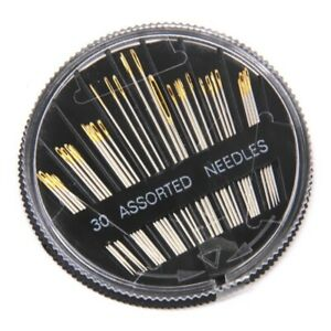 2X-30Pcs-Agujas-de-Coser-Surtidas-A-Mano-Bordado-Remendado-Craft-Quilt-Cosa-7C1