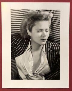 Wols, le donne effigie: Denise Kerny, fotografia da cui SCONTO
