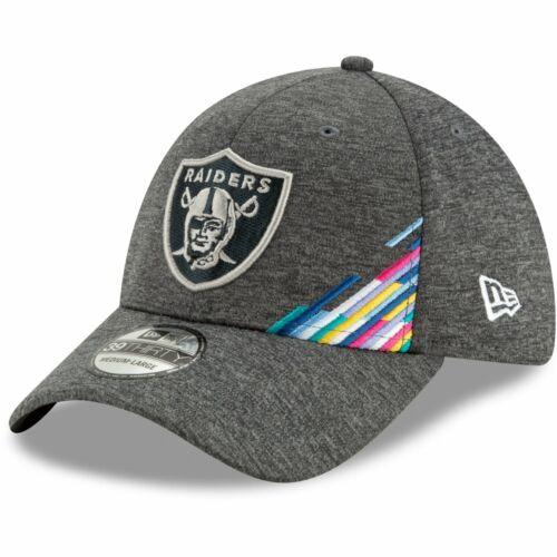 CRUCIAL CATCH Oakland Raiders New Era 39Thirty Cap