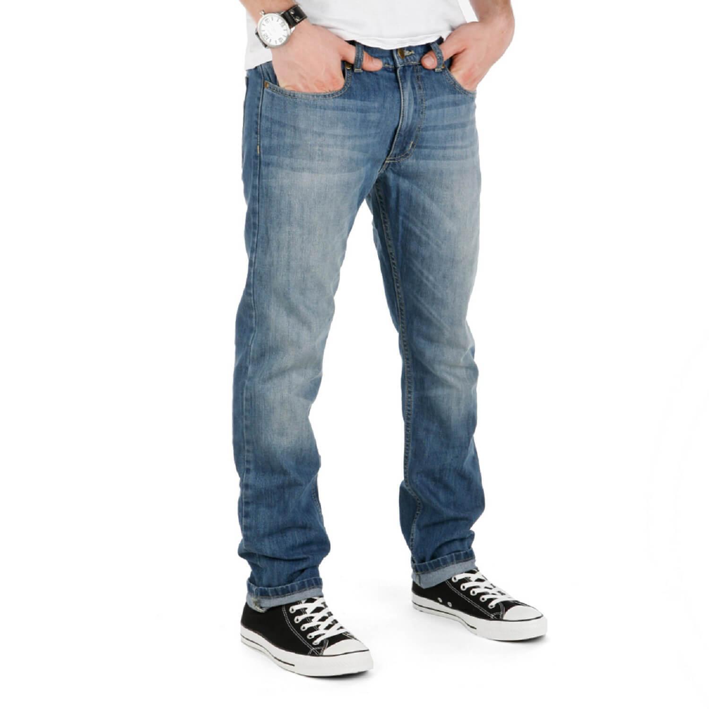 Sequence Jeans Hose Drift Pant light bluee denim - slim tapered fit