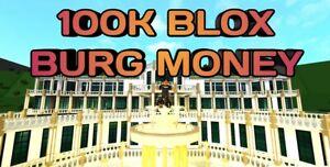 Roblox Bloxburg Money 100k 100 000 Cheapest Prices On Ebay