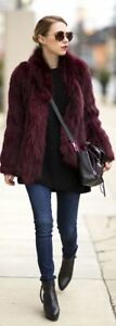 da Wow Cappotto Fur Topshop Size 6 Uk Bnwt Faux donna rxtsCBohQd