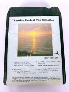 London Paris and The Apostles (8-Track Tape, 14602)