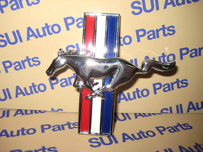 Ford Mustang Pony Horse Fender Emblem LH Brand New OEM Ford   2000-2004 s