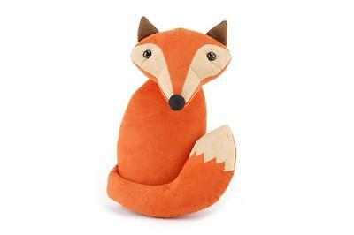 RETRO MR FOX DOORSTOP SUEDE EFFECT BRAND NEW GREAT GIFT