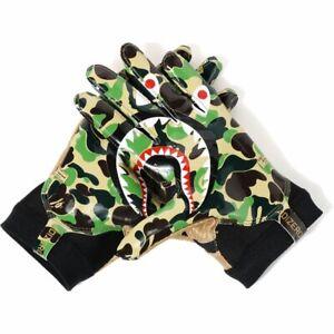 Détails sur Adidas X bape gants de football américain Green Camo M L Récepteur CL47294 afficher le titre d'origine