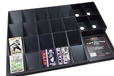 BCW Card Sorting Tray Sport Gaming Organize Cards YU-GI-OH!  Dragon Z  MTG