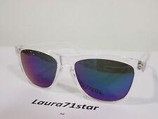 CottonClub 1062 Trasparent Mirror Green occhiali da sole sunglasses Unisex New