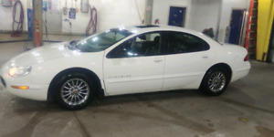 2000 Chrysler Concorde LXI private sale