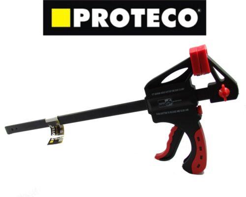 """300 mm 12/"""" Quick Bar cliquet vice pince ecarteur Grip Clamps Modelling Carpenter"""