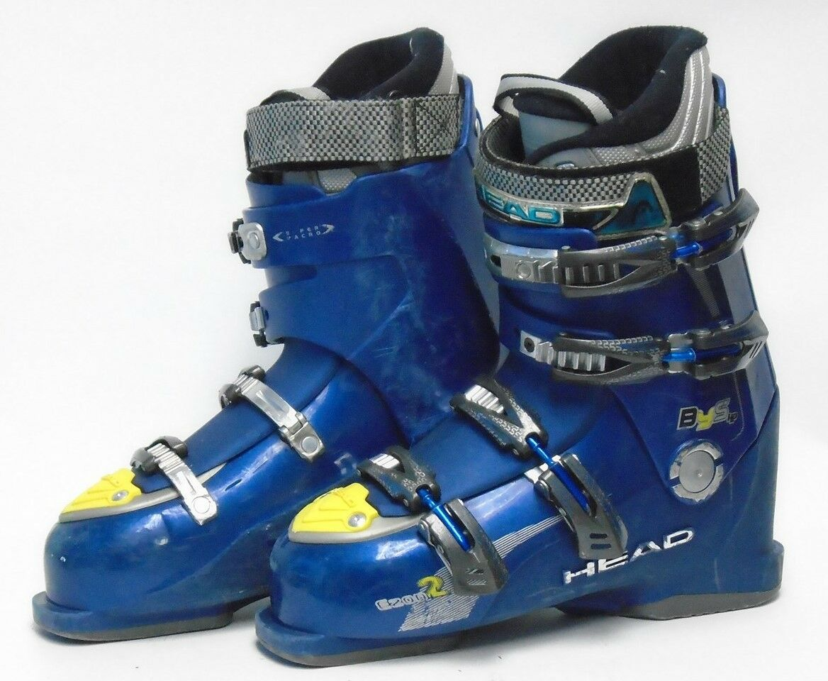 Head BYS HP Adult Ski Boots - Size 10.5    Mondo 28.5 Used  trendy