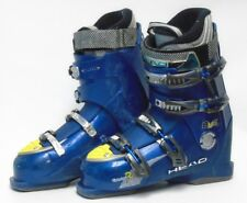 Head BYS HP Adult Ski Boots - Size 10.5 / Mondo 28.5 Used