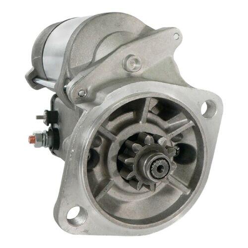New Starter Bobcat Compact Excavator D1703EB D1703B V2203 V2203B V2203EB Engine