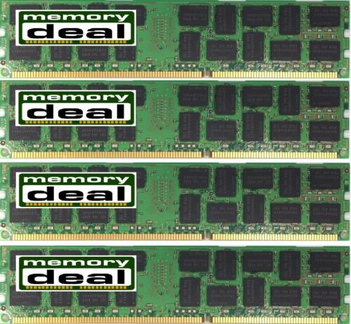 4 X 16GB 64GB Memory for Mac Pro 2013 6,1 PC3-14900 DDR3 ECC Reg MF622G//A