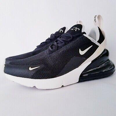 Brandneue Nike Air Max 270 schwarzweiß ah6789 010 Frauen 9 ohne Box schneller Versand | eBay