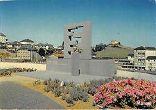 BT6857 Saint Flour le monument eleve a la memoire du president de l       France
