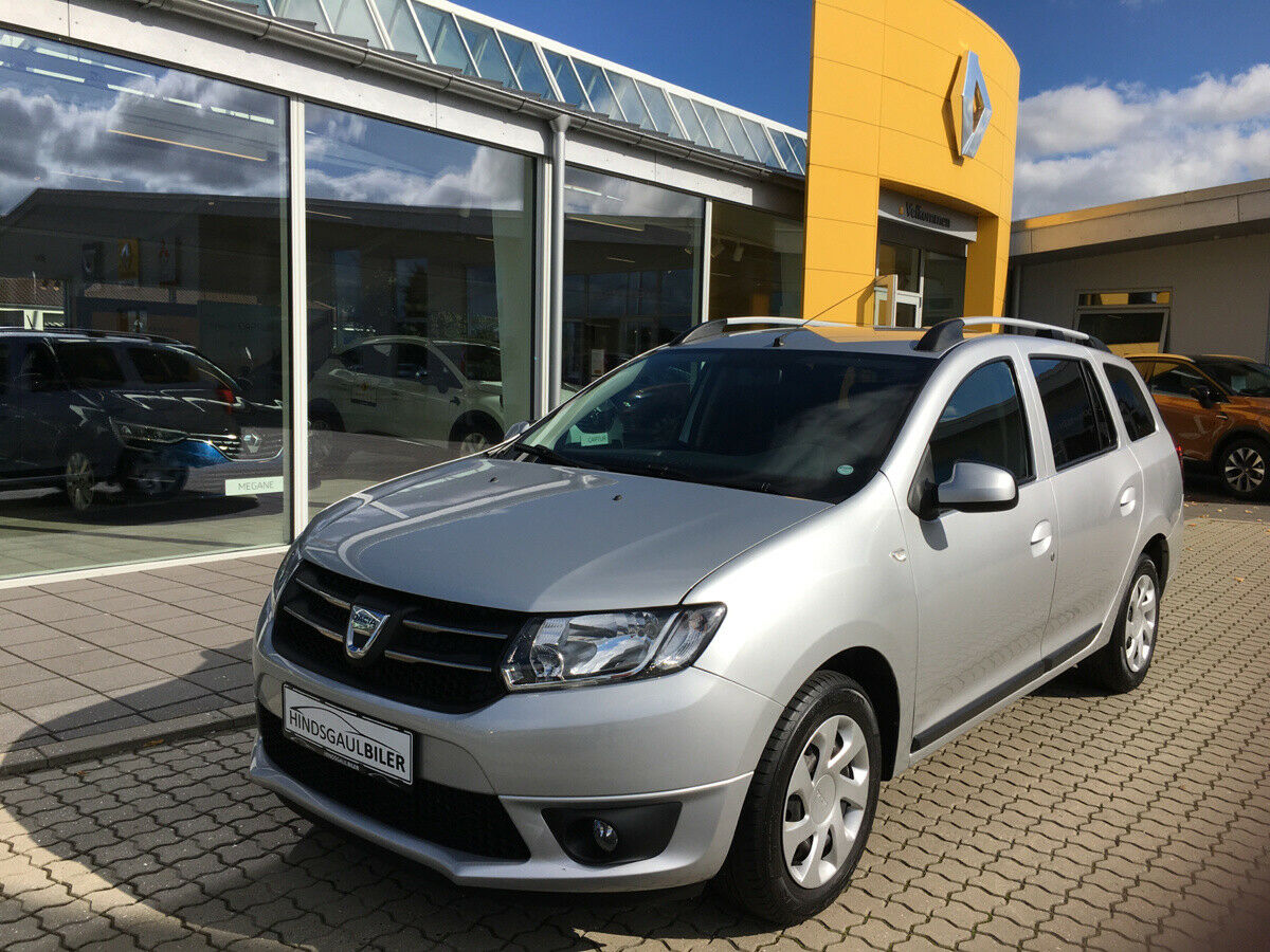 Dacia Logan 0,9 TCe 90 Laureate MCV 5d