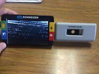 Schweizer Emag 43 Portable Video Maginifer Low Vision Viewer Display