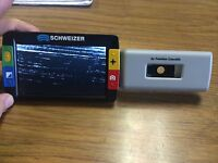 Schweizer Emag 43 Portable Video Maginifer Low Vision Viewer Display