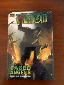 Thunderbolts-Caged-Angels-Hardcover-MARVEL-COMICS-Warren-Ellis
