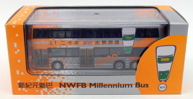 New World First Bus 1 76 Scale 99006 - Dennis Trident Millennium Bus R18