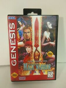Brave Battle Saga: Legend of the Magic Warrior, Sega Genesis