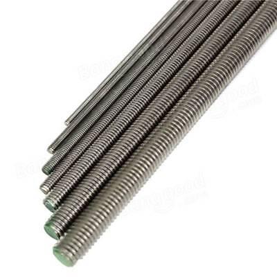M3 M4 M5 M6 M8 M10 M12 M16 M20 A4 MARINE Stainless Threaded Bar Rod Studding
