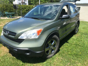 HONDA CRV  AUTOMATIQUE AWD AWD AIR CLIMATISEE