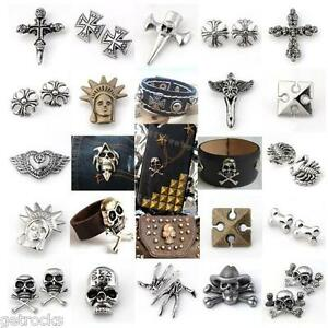 Skull-Statue-of-Liberty-Studs-Nailheads-Rivet-For-Leather-Craft-Shoe-Clothe-Belt