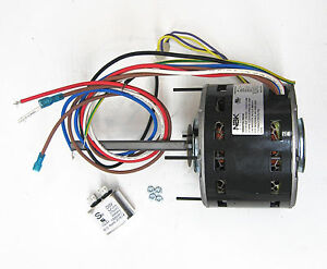 d7908 wiring diagram furnace air handler blower motor 1 4 hp 1075 rpm 230 volt  furnace air handler blower motor 1 4 hp 1075 rpm 230 volt