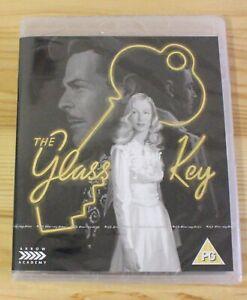 The-Glass-Key-Blu-ray-Arrow-Academy-Classic-Film-Noir-Veronica-Lake-Region-B