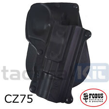 New Fobus CZ 75 BELT HOLSTER UK Seller CZ-75 BH