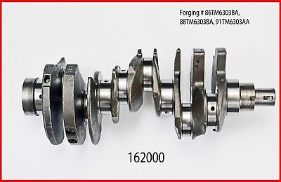 Main Bearing Set Fits 86-89 Ford Bronco II Ranger 2.9L V6 OHV 12v