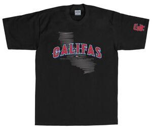 STREETWISE-CALI-ANGELS-T-shirt-Califas-Urban-Streetwear-Tee-Adult-Mens-New