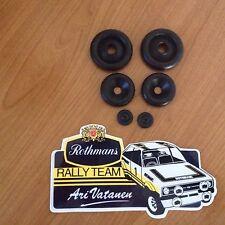 Ford Mk1 Mk2 Escort Inner Wing + Headlight Wiring Grommets Rally Race GRP4