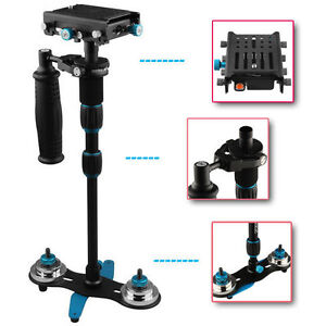 S-450 Hand Held Steadycam Stabilizer w Quick Release Canon 700D 650D 750D 760D