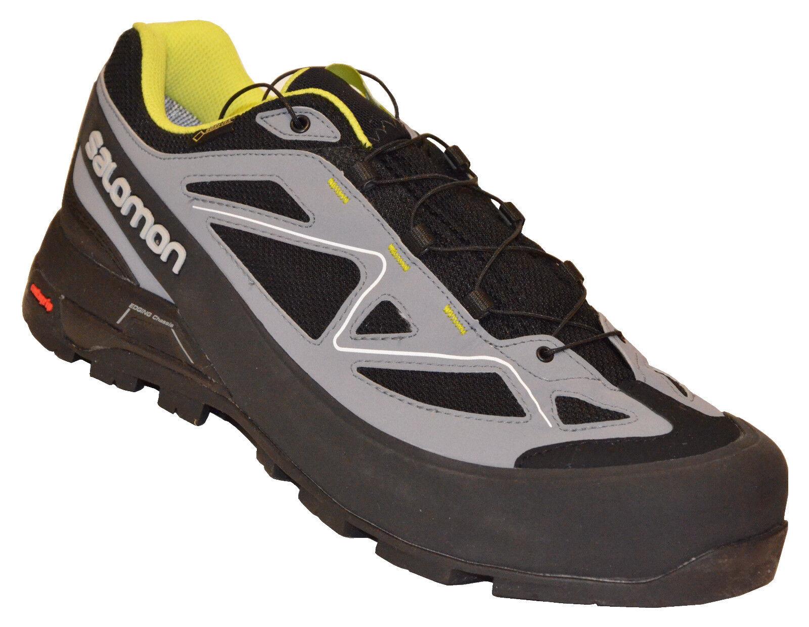 Salomon X ALP GTX Schuhe Wanderschuhe Trekkingschuhe Herren Outdoor Shohe    | Schöne Farbe