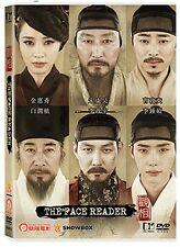 "Song Kang ho ""The Face Reader"" Lee Jong suk Korean 2013 Drama Region 3 DVD"