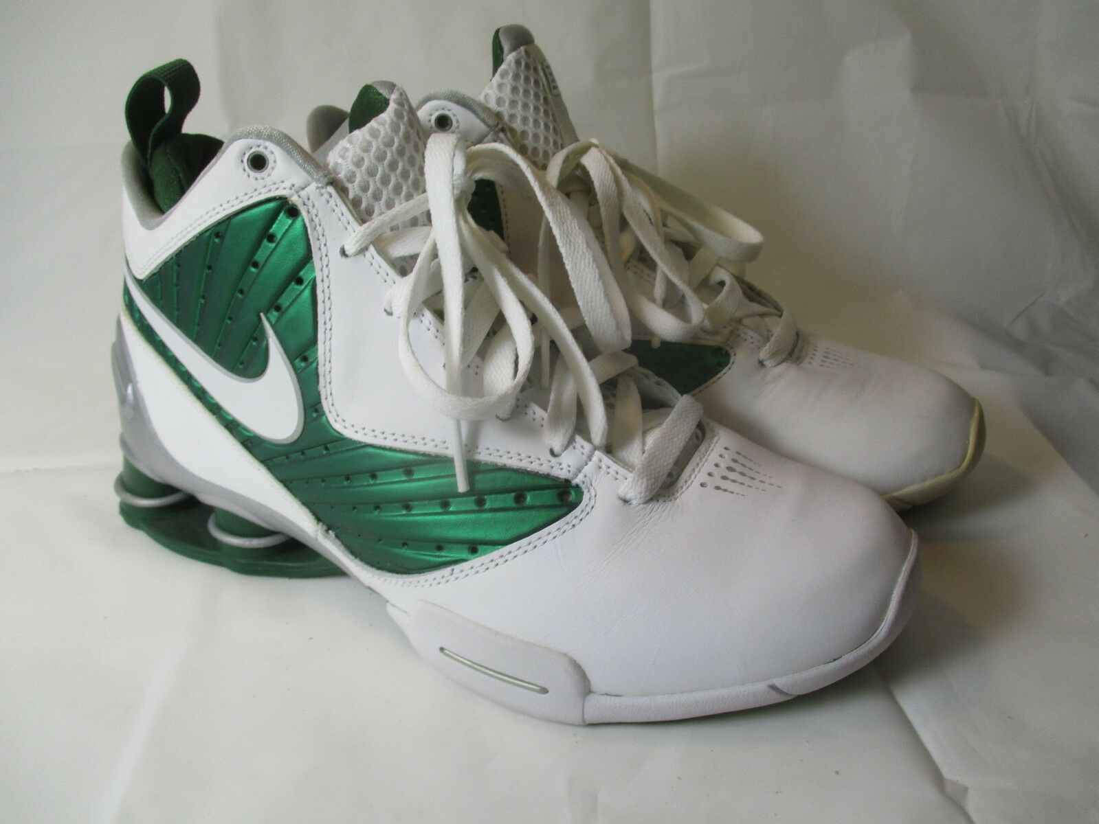 Nike Shox hightop basketball men's size 10