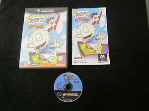 GC : RUGRATS ROYAL RANSOM - Completo ! Gamecube - CONSEGNA IN 24/48H