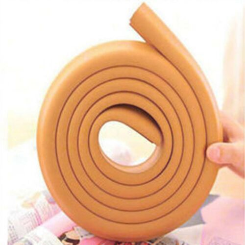 Safety Baby Table Desk Edge Corner Cushion Guard Strip Softener Bumper Protector