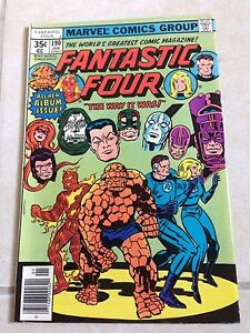 Fantastic-Four-190-January-1978-1st-Marv-Wolfman-FF