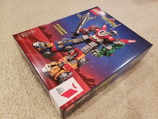 Lego 21311 VOLTRON LEGO Ideas #022 Defender of the Universe SEALED BRAND NEW
