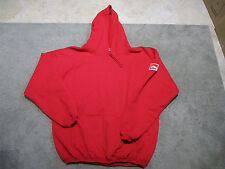 VINTAGE Marlboro Hoodie Jacket Adult 2XL XXL Red Country Store Hooded Sweater